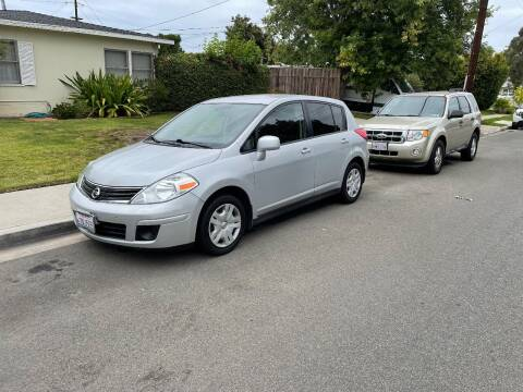 2012 Nissan Versa for sale at PACIFIC AUTOMOBILE in Costa Mesa CA