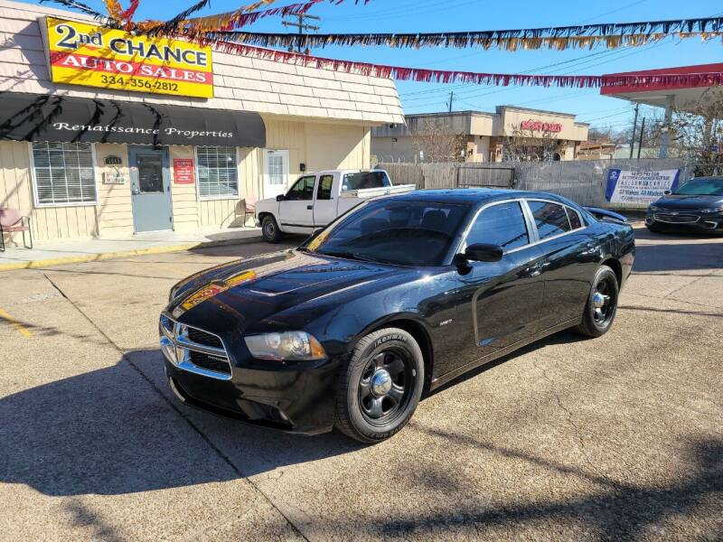 2014 Dodge Charger for sale at 2nd Chance Auto Sales in Montgomery AL