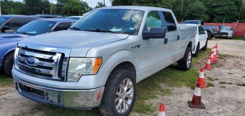 2010 Ford F-150 for sale at Augusta Motors in Augusta GA