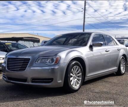 2013 Chrysler 300 for sale at El Tucanazo Auto Sales in Grand Island NE