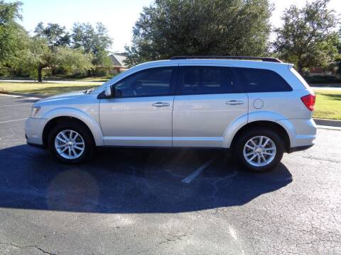 2014 Dodge Journey for sale at BALKCUM AUTO INC in Wilmington NC