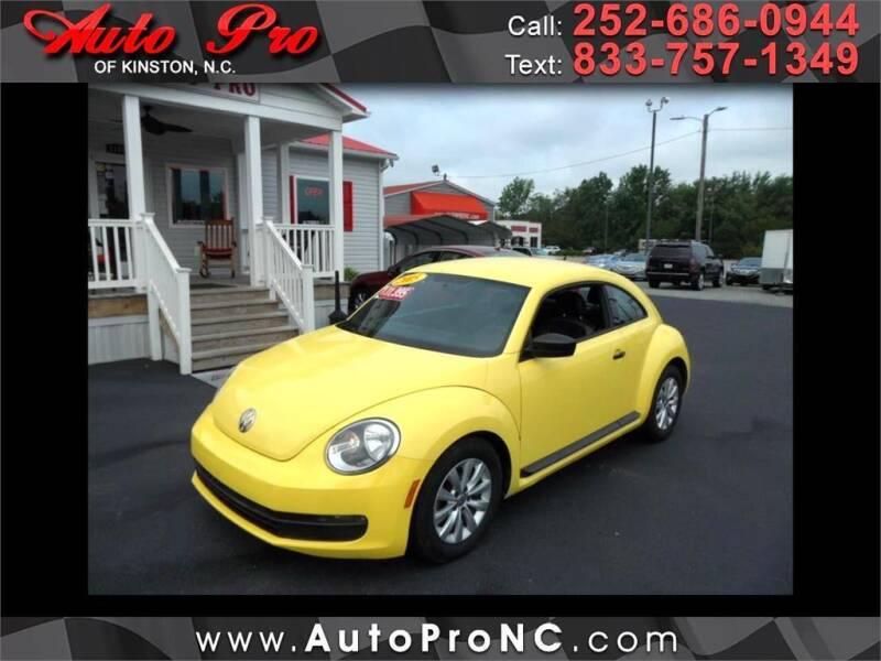 2015 Volkswagen Beetle for sale in Kinston, NC