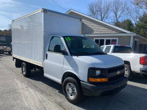 2015 Chevrolet Express Cutaway for sale at Home Towne Auto Sales in North Smithfield RI