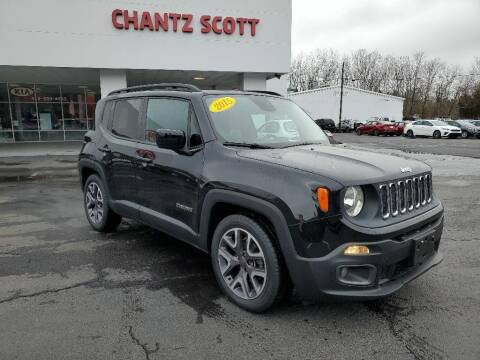 2015 Jeep Renegade for sale at Chantz Scott Kia in Kingsport TN