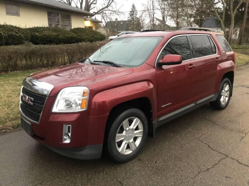 2012 GMC Terrain for sale at Urban Motors llc. in Columbus OH