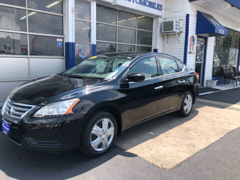 2015 Nissan Sentra for sale at Jack E. Stewart's Northwest Auto Sales, Inc. in Chicago IL