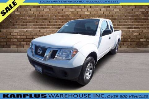 2016 Nissan Frontier for sale at Karplus Warehouse in Pacoima CA