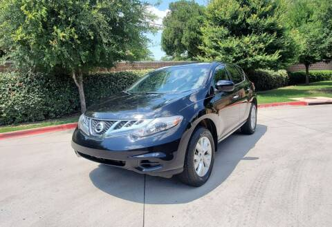 2014 Nissan Murano for sale at International Auto Sales in Garland TX