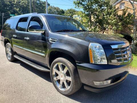 2012 Cadillac Escalade ESV for sale at Marks and Son Used Cars in Athens GA
