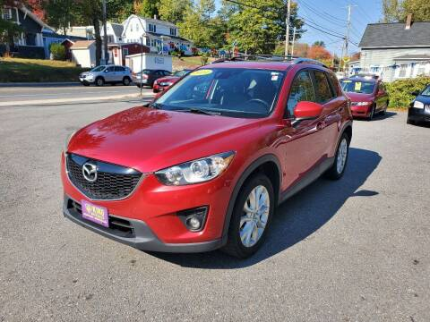 2014 Mazda CX-5 for sale at King Auto Sales in Leominster MA