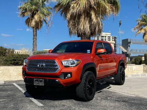 2016 Toyota Tacoma for sale at Motorcars Group Management - Bud Johnson Motor Co in San Antonio TX
