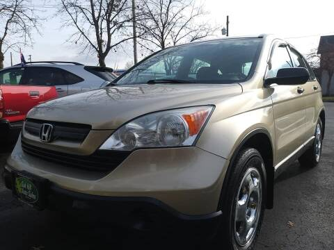 2007 Honda CR-V for sale at Oak Hill Auto Sales of Wooster, LLC in Wooster OH