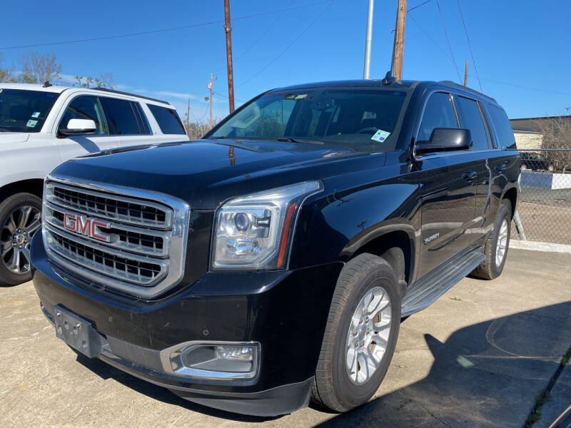 2015 GMC Yukon for sale at Bobby Lafleur Auto Sales in Lake Charles LA