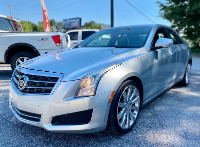 2014 Cadillac ATS for sale at Monterrey Auto Brokers in Decatur GA