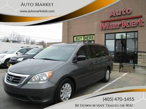 2008 Honda Odyssey for sale at Auto Market in Oklahoma City OK