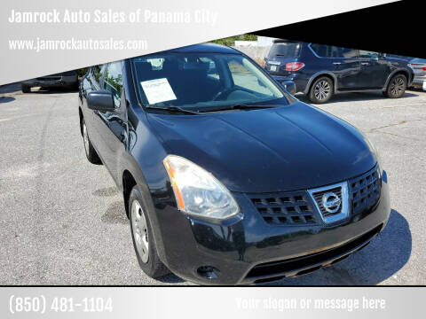 2009 Nissan Rogue for sale at Jamrock Auto Sales of Panama City in Panama City FL
