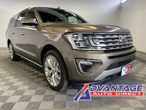 2018 Ford Expedition MAX for sale at Advantage Auto Direct in Kent WA