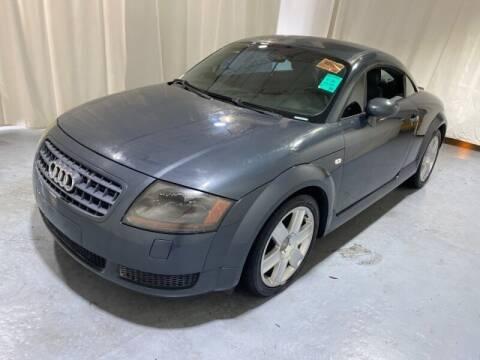 2004 Audi TT for sale at DREWS AUTO SALES INTERNATIONAL BROKERAGE in Atlanta GA