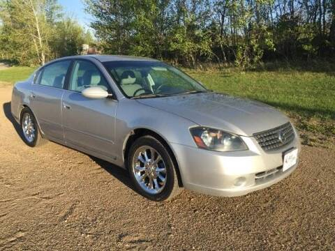 2005 Nissan Altima for sale at CK Auto Inc. in Bismarck ND
