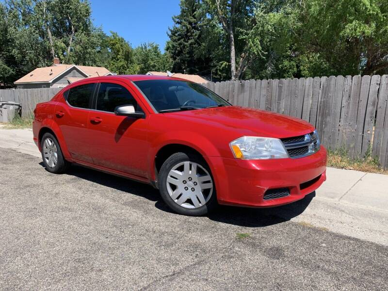 2013 Dodge Avenger for sale at Ace Auto Sales in Boise ID