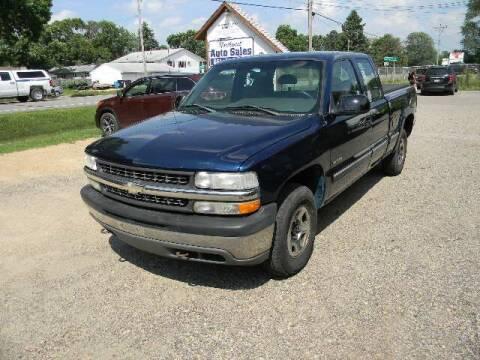 2002 Chevrolet Silverado 1500 for sale at Northwest Auto Sales in Farmington MN