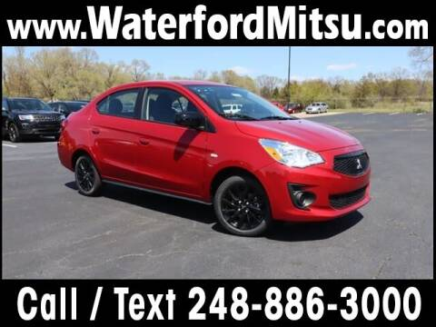 2020 Mitsubishi Mirage G4 for sale at Lasco of Waterford in Waterford MI