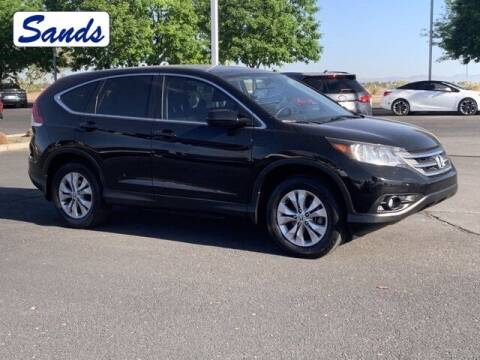 2014 Honda CR-V for sale at Sands Chevrolet in Surprise AZ
