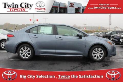 2021 Toyota Corolla for sale at Twin City Toyota in Herculaneum MO