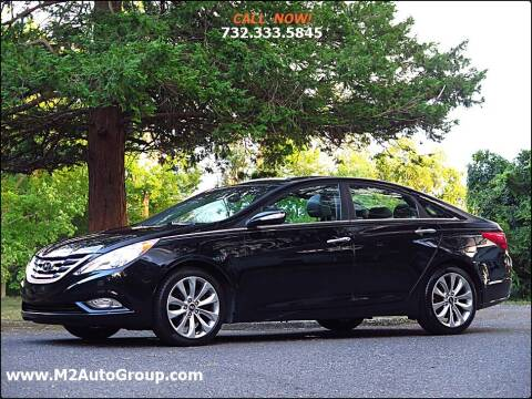 2011 Hyundai Sonata for sale at M2 Auto Group Llc. EAST BRUNSWICK in East Brunswick NJ