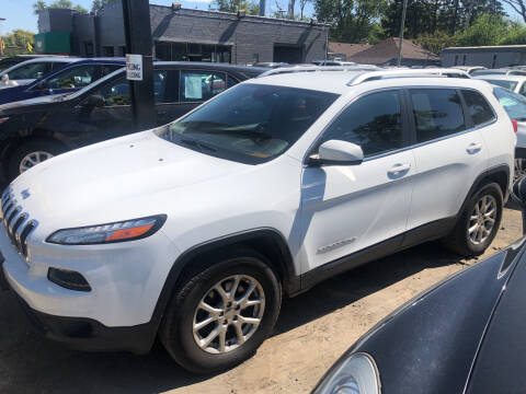 2014 Jeep Cherokee for sale at Champs Auto Sales in Detroit MI