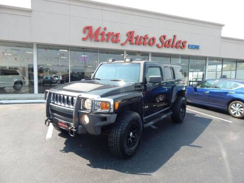 2006 HUMMER H3 for sale at Mira Auto Sales in Dayton OH