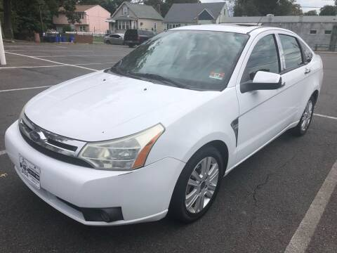 2008 Ford Focus for sale at EZ Auto Sales , Inc in Edison NJ