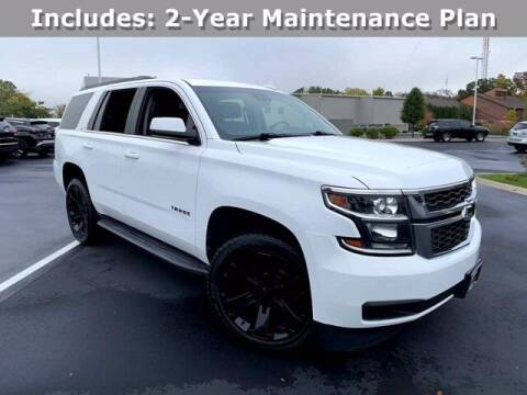 2019 Chevrolet Tahoe for sale at Smart Budget Cars in Madison WI