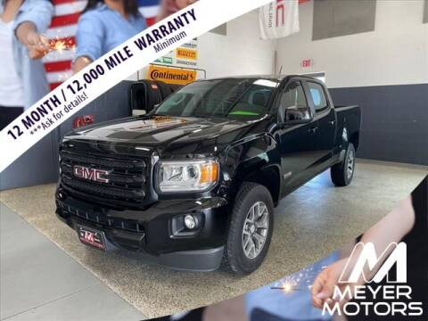 2018 GMC Canyon for sale at Meyer Motors in Plymouth WI