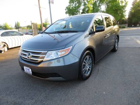 2012 Honda Odyssey for sale at KAS Auto Sales in Sacramento CA