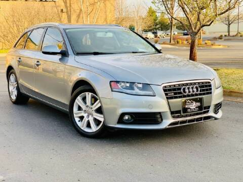 2011 Audi A4 for sale at Boise Auto Group in Boise ID