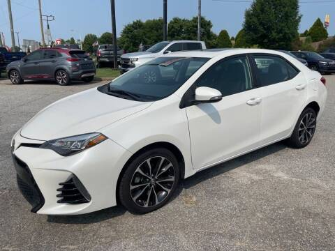 2018 Toyota Corolla for sale at Modern Automotive in Boiling Springs SC