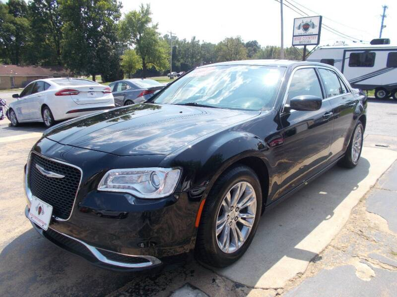 2017 Chrysler 300 for sale at High Country Motors in Mountain Home AR