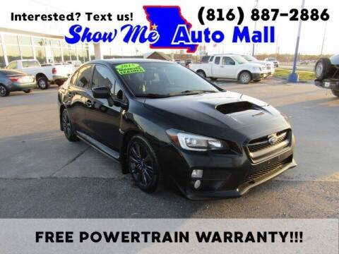 2015 Subaru WRX for sale at Show Me Auto Mall in Harrisonville MO