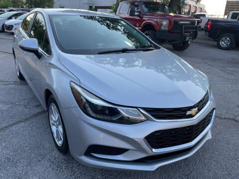 2016 Chevrolet Cruze for sale at PRESTIGE AUTOPLEX LLC in Austin TX