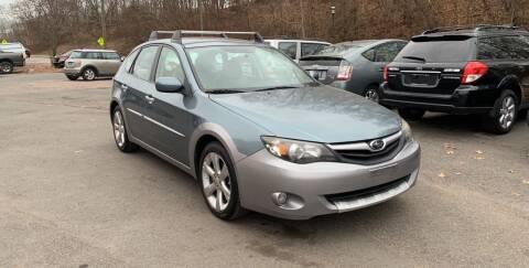 2011 Subaru Impreza for sale at Manchester Auto Sales in Manchester CT