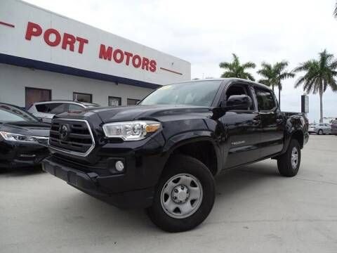 2019 Toyota Tacoma for sale at Port Motors in West Palm Beach FL
