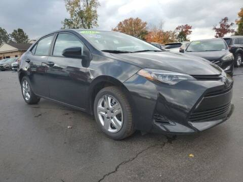 2019 Toyota Corolla for sale at Newcombs Auto Sales in Auburn Hills MI