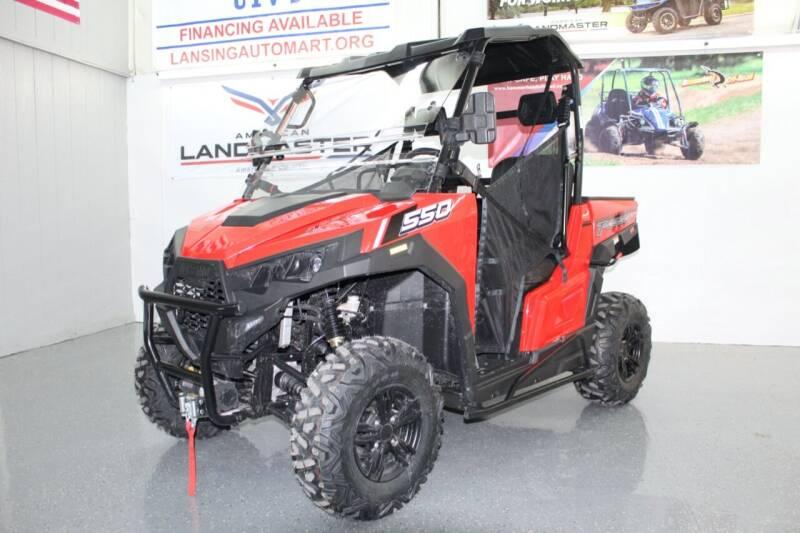 2021 Massimo T-BOSS 550 for sale at Lansing Auto Mart in Lansing KS