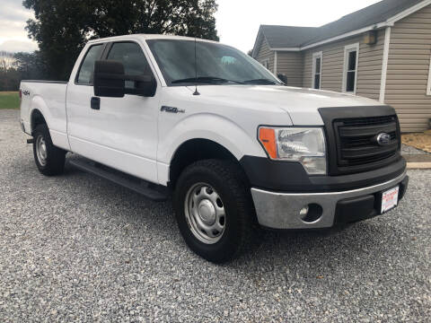 2014 Ford F-150 for sale at Curtis Wright Motors in Maryville TN