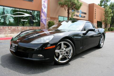 2007 Chevrolet Corvette for sale at CK Motors in Murrieta CA
