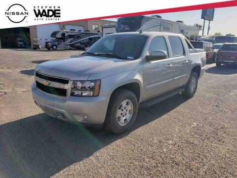 2008 Chevrolet Avalanche for sale at Stephen Wade Pre-Owned Supercenter in Saint George UT