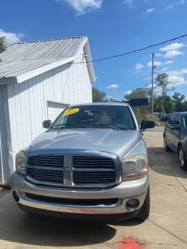 2008 Dodge Ram Pickup 1500 for sale at Hillside Motor Sales in Coldwater MI