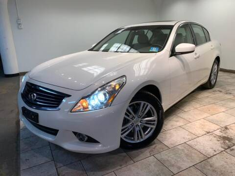 2013 Infiniti G37 Sedan for sale at EUROPEAN AUTO EXPO in Lodi NJ