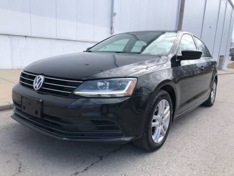 2017 Volkswagen Jetta for sale at WALDO MOTORS in Kansas City MO